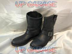 Size: 23.0cm Alpha Leather boots