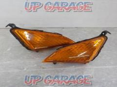 Turn signal Lens scraped Majesty 250 SG03