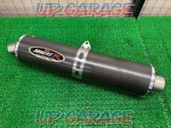 General purpose Sakomi径 Φ60.5mm BEET (beat) NASSERT Carbon silencer