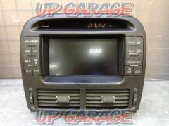 Toyota original (TOYOTA) Celsior 30 series Late version Multi-Monitor Display