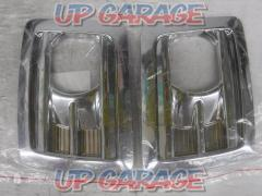Unknown Manufacturer Plating fog lamp cover