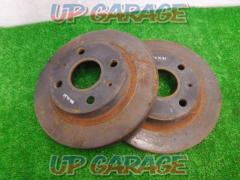 DAIHATSU Genuine brake disc rotor