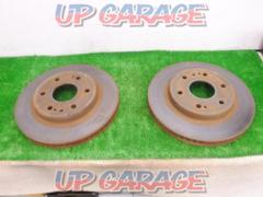 GM Genuine brake disc rotor