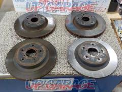 SUBARU Genuine brake rotor