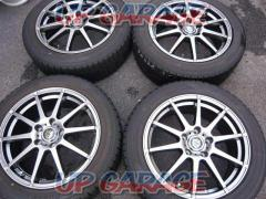 Unknown Manufacturer 17 inches aluminum wheels + YOKOHAMA (Yokohama) IG50 PULS