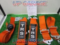 TRS 3-inch 6-point seat belt