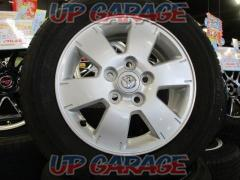 Toyota original (TOYOTA) 60-based Noah original aluminum wheel + BRIDGESTONE (Bridgestone) Playz PX-RV