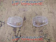 8HONDA CB400SF genuine turn signal lens
