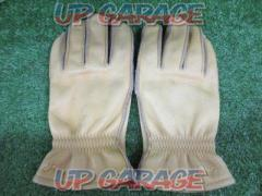 GRIP SWANY Leather Gloves Unknown size (S size place?)
