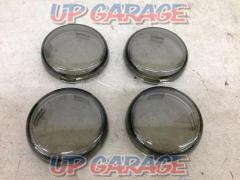 Unknown Manufacturer Smoke turn signal lens