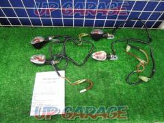 SP TAKEGAWA (SP Takekawa) 09-03-0930 Streamline turn indicator kit BK KSR110 (year unknown)