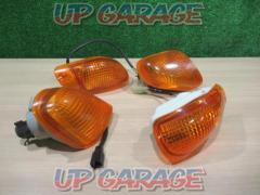 Genuine turn signal set ZR1100 (1993) removed KAWASAKI (Kawasaki)