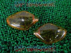 3HONDA Genuine blinker lens