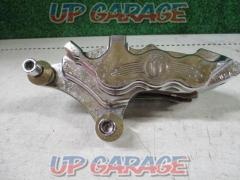 Performance machine (performance machine) 6POT Front caliper Used in FXDL ('98)