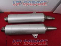 Monster 400 DUCATI genuine Silencer set