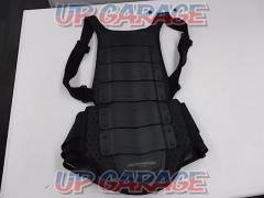KOMINE Shoulder back protector This is also safe for touring