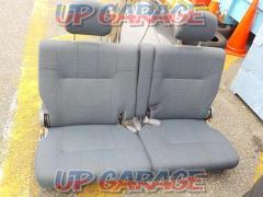 Daihatsu Atrey genuine rear seat Right and left