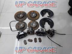 VolksWagen Jetta genuine brake caliper + Rotor Set