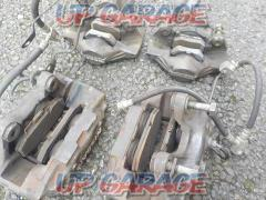 Nissan original (NISSAN) Skyline R32 For GT-R genuine front and rear caliper processing / diversion