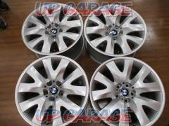 BMW genuine 7 Series E65 Dynamic sports package genuine aluminum wheels
