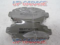 SFIDA AP5000 921F Brake pad (front) Unused item T07356