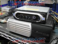 SONY MDX-CA790+CDX656 10 consecutive CD changer included 1DIN MD deck