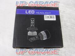 Unknown Manufacturer LED headlights