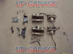 NISSAN (Nissan) V36 skyline coupe pure caliper front and rear set 1 cars