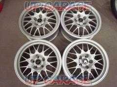 NISSAN (Nissan) 34 Stagea 260 RS/AUTECH Genuine BBS forged wheel 4 pieces set