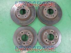 Nissan original (NISSAN) Silvia/S14 genuine brake rotor 1 cars