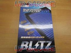 BLITZ SUS POWER AIR FILTER LM WS-731B