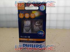 PHILIPS X-tremeUltinon LED Bulb for signal lamp T20 / Single 12763X2
