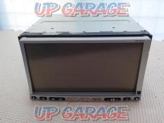 Nissan genuine SANYO MS109-A NVA-MS 7109 CD / SD 2DIN integrated type CD / SD memory navi