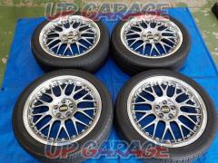 BBS STERN (Stern) RS766 + TOYO SD-7 Out of print BBS 100-5H