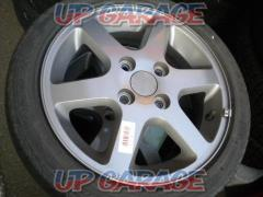 Suzuki genuine 6-spoke wheel