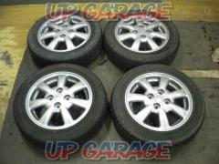 Daihatsu genuine Alloy Wheels ww