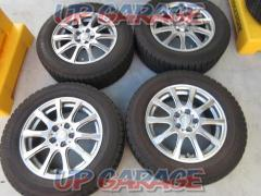 [Wheel only] manufacturer unknown LAYCEA 10-spoke * Toyota genuine aluminum wheel nut required