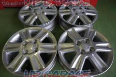 SUBARU Original aluminum wheel