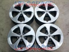 Toyota original (TOYOTA) 30 series Prius late original aluminum wheel