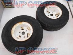 HONDA (Honda) Genuine rear wheel left and right set [Gyro canopy (2 strike)]