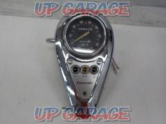 KAWASAKI (Kawasaki) Vulcan 400 (removed in 1997) Genuine speedometer