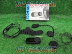 TCOM-SC Helmet intercom headset