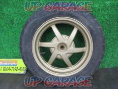 HONDA (Honda) Genuine rear wheel Live Dio ZX (AF35)