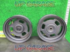 HONDA (Honda) Original wheel set Zoomer (AF69)