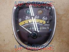HONDA Genuine speedometer For 3 speed Ritorukabu AA01