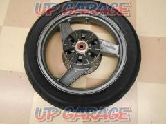 KAWASAKI (Kawasaki) Original rear wheel GPZ900R