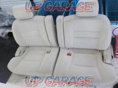 Toyota 10 system Alphard Late version Genuine third seat