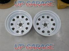 Unknown Manufacturer Steel wheel  2 pcs set