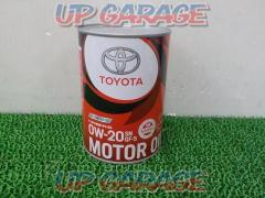 TOYOTA Toyota It is convenient to have motor oil