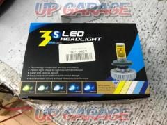 Manufacturer unknown LED bulb H4